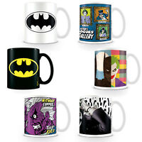 Batman Mug Joker Dark Knight Superman Two Face DC Comics Coffee Tea Official