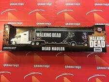 The Walking Dead Kenworth T2000 Hauler 2016 Greenlight