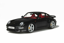 PORSCHE 911 993 TURBO S 1/18 GT Spirit OttO GT714 EN STOCK