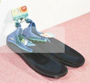 Speedo- Adult Men's Surf Strider Water Shoes, Large 11-12, Blue