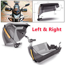 2PCS ATV Motorcycle Handle Bar Hand Guard Protector Wind Deflector Shield