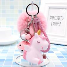 Cute Pink Unicorn Keychain/Pendant- 1pcs New