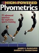 High Powered Plyometrics by James C. Radcliffe Human Kinetics