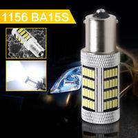 2X 1156 LED BA15S P 21W CANBUS Auto KFZ Standlicht Lampe Rücklicht Bremslicht