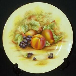 Aynsley ORCHARD GOLD Side Plate