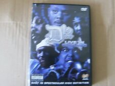 D12 - Live in Chicago (DVD, 2005) Used.