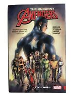 Uncanny Avengers Unity Volume 3 Civil War II -Marvel Comics Trade Paperback NEW!