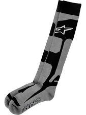 Grey Motocross & Off-Road Socks