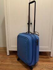 Mandarina Duck polycarbonate cabin trolley, barely used—excellent condition
