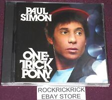PAUL SIMON - ONE TRICK PONY -10 TRACK CD- (3472-2 WARNER BROS)