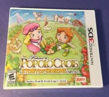 Return to PoPoLoCrois [ A Story of Seasons Fairytale ] (3DS) NEW