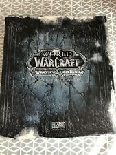 World of WarCraft: The Wrath of The Lich King Collectors Edition Codes Used