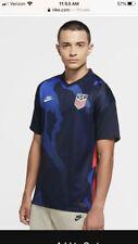 Nike Men's U.S 2020 Stadium Away Soccer Jersey Size Xl (Dark Obsidian/White) Nwt