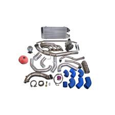 CXRacing Ball Bearing Turbo Manifold Intercooler For Civic Integra DC5 RSX K20