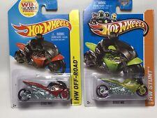 Hot Wheels Street Noz Motorcycle Hw Off-Road, Stunt