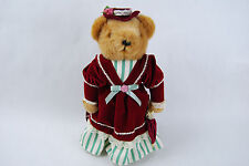 Victorian Bear With Stand Avon 1995