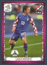 PANINI EURO 2012- #395-HRVATSKA-CROATIA-TOTTENHAM-LUKA MODRIC IN ACTION
