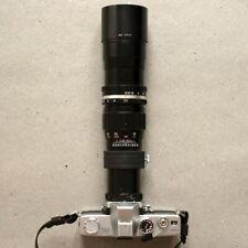 MINOLTA SRT 101/SOLIGOR Telephoto f = 300 mm 1:5 .5 Lentille