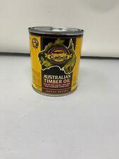 Cabot Australian Timber Oil Translucent Exterior Oil Finish