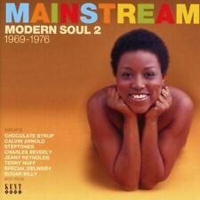 MAINSTREAM MODERN SOUL VOLUME 2 1969-76 Various NEW & SEALED CD (KENT) NORTHERN