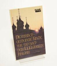 Die Russisch-orthodoxe Kirche Vor und nach dem 1000jährigen Jubiläum
