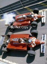 Gilles Villeneuve & Didier Pironi Ferrari 126 CK San Marino GP 1981 Photograph