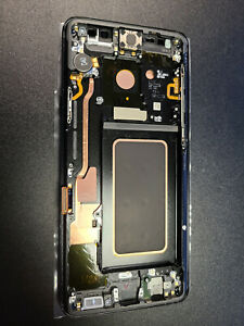 New Samsung Galaxy S9 Plus G965U G965 LCD Digitizer Frame Screen - Black