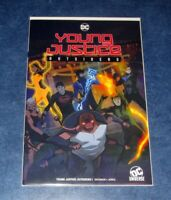 YOUNG JUSTICE OUTSIDERS #1 SDCC DC UNIVERSE exclusive variant Greg Weisman NM
