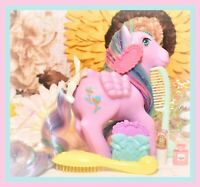 ❤️My Little Pony MLP G1 Vtg Princess Brush 'n Grow Brilliant Bloom ACCESSORIES❤️