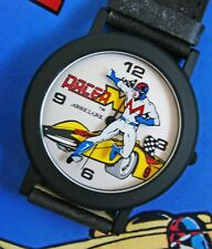 RACER-X LIMITED EDITION WATCH BY ABBELARE 1993, MINT IN BOX.