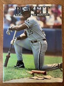 Beckett Baseball Card Monthly Magazine January 1994 Issue #106
