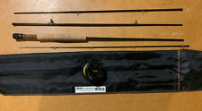 "WHITE RIVER HOBBS CREEK Four Piece 8'6"" FLY ROD AND REEL COMBO"