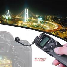 VILTROX Time Lapse Intervalometer Timer Remote Shutter+ N3 Cable for Nikon D90