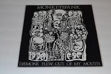 Monkeyspank~Demons Flew Out Of My Mouth~1990 Merkin Records~FAST SHIPPING
