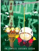 South Park - South Park: The Complete Sixteenth Season [New DVD] 3 Pack, Digipac