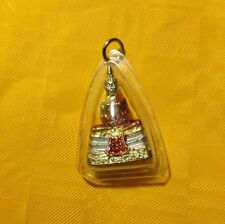 New Wholesale Authentic Thai Buddhist Amulet Pendant Lucky Love & Protection AX