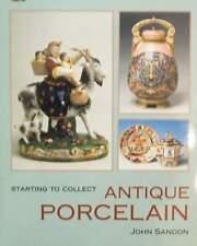 BOEK/LIVRE : ANTIQUE PORCELAIN (porselein,porcelaine meissen,minton,sevres ...