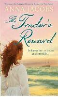 ANNA JACOBS __ THE TRADER'S REWARD ____ BRAND NEW __ FREEPOST UK