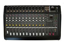 12 KANAL POWERMIXER 1400 watt SONDERAKTION