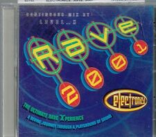 """Electronica: Rave 2001 The Ultimate Rave """"X"""" perience"""