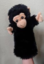 The Puppet Company Chimpanzee / Monkey Plush Velour Hand / Glove Puppet