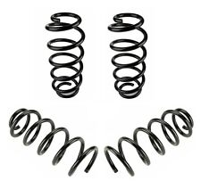NEW Audi A6 Quattro 98-01 Front and Rear Coil Springs Lesjofors