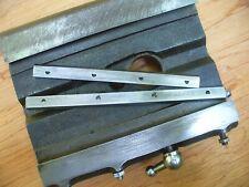 Atlas Milling Machine Cross Slide M1 5 With Gibs Screws Lock Handles