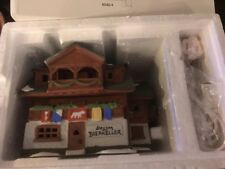 Alpine Village Series Besson Bierkeller # 6540-4. Nib