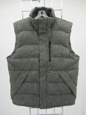 K1571 The North Face Men's Full-Zip Puffer Down Vest Size M