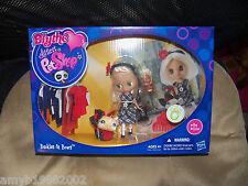 Littlest Pet Shop Blythe Loves LPS Buckles & Bows NEW HTF
