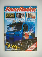 FRANCE ROUTIERS 61 MAN MT 8.136 FA-21 JOURS D'ASSISTANCE CAMIONS DAKAR