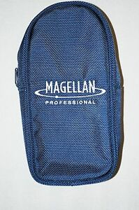 Magellan  Thales Promark 3 GPS Zippered Carry Case with Belt Loop -- NEW
