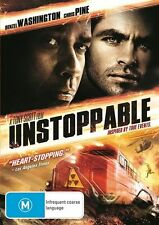 Unstoppable (DVD, 2011 release)