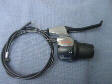 Schaltdrehgriff mit Bremshebel Shimano Nexus 8 fach mit Zug SB-8S20 1700 mm